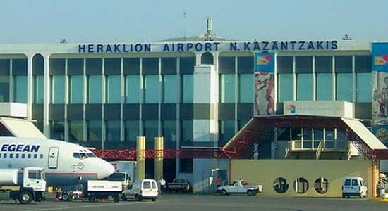 Taxi Heraklion Airport