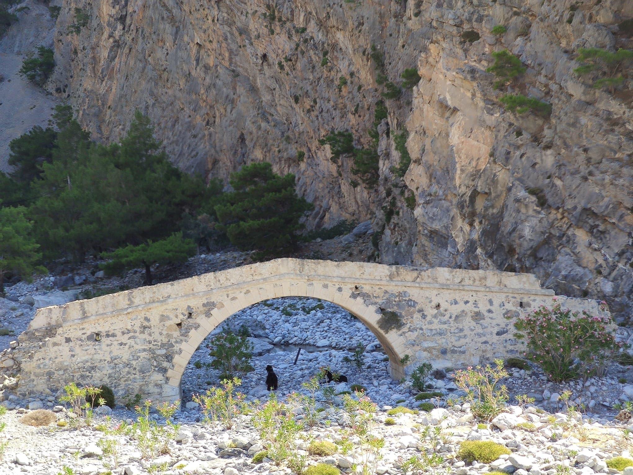 Omalos, Samaria gorge, white mountains Crete